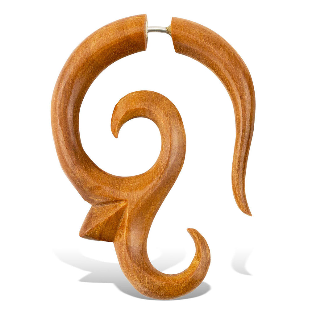 <span>EFW-837<span>: </span></span>Simplicity Curls - Wood