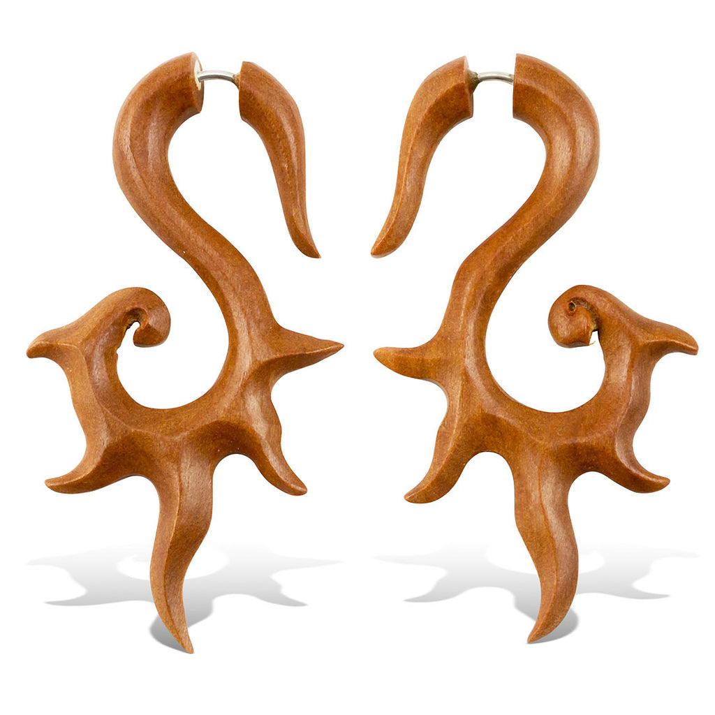 <span>EFW-929<span>: </span></span>Sunset Tails - Wood