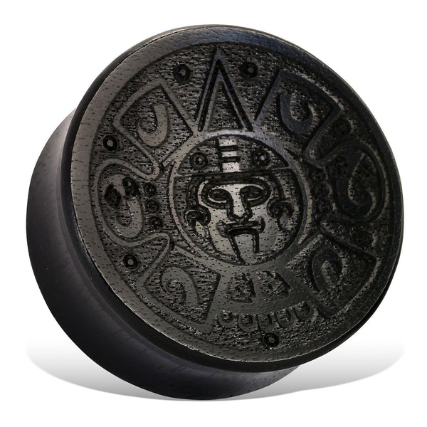 Aztec Plugs - Wood
