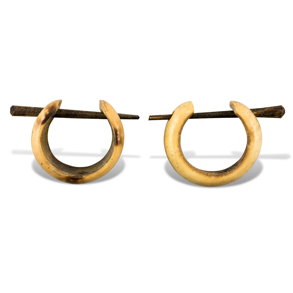Pati Thin Hoops - Coconut
