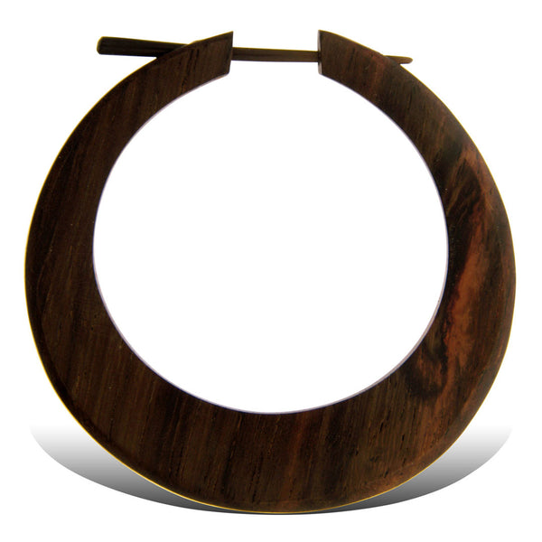 <span>ERW-065<span>: </span></span>Lahni Hoops - Wood