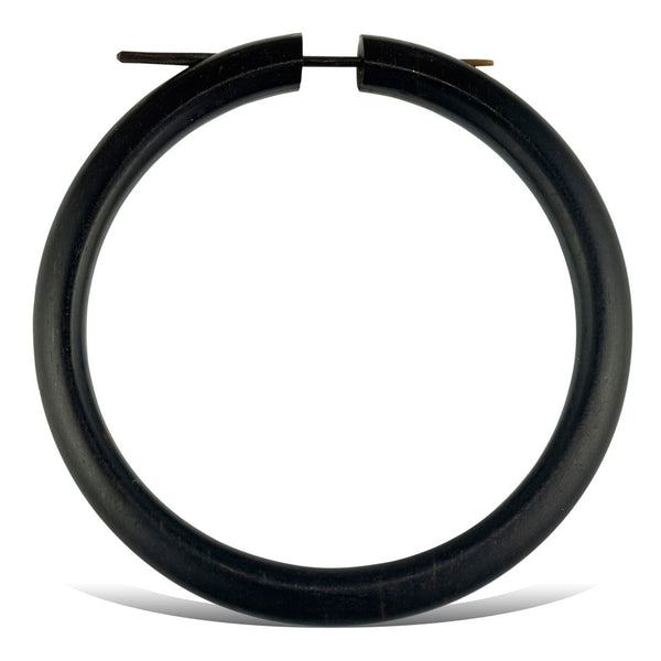 <span>ERW-223<span>: </span></span>Namaya Hoops - Black Wood