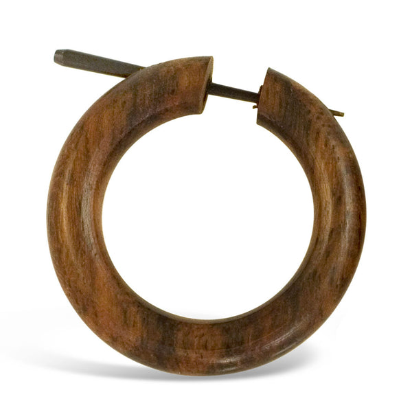 <span>ERW-223<span>: </span></span>Namaya Hoops - Brown Wood