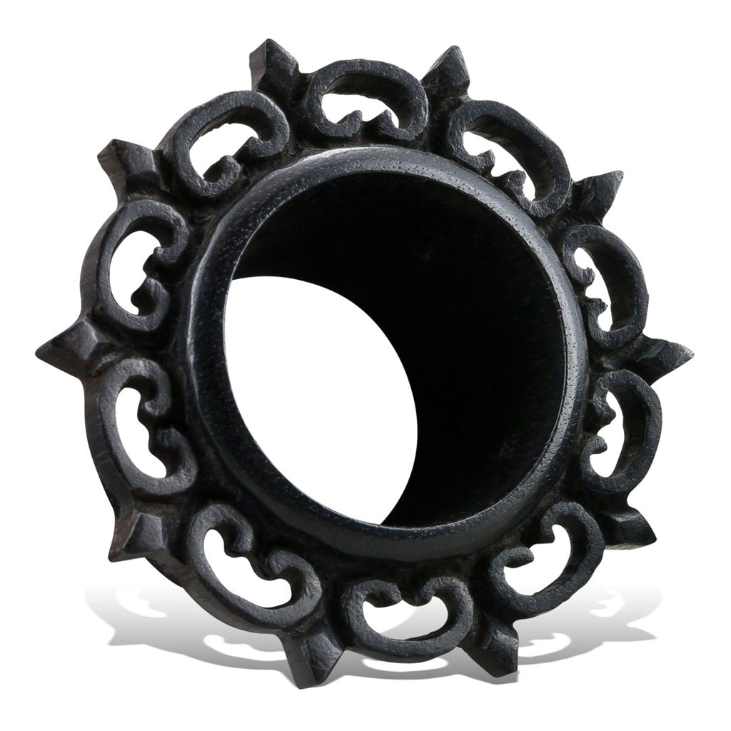 <span>EXPW-360<span>: </span></span>Mandala Tunnels - Black Wood
