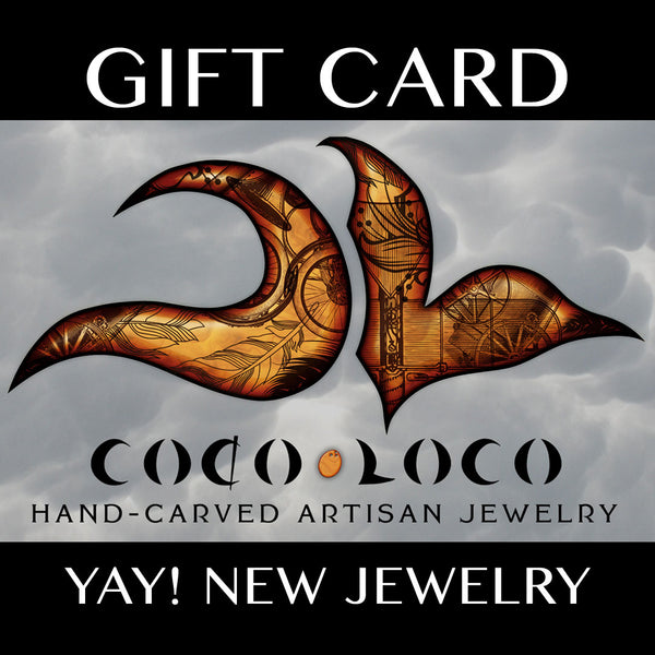 Gift Card - Coco Loco Jewelry