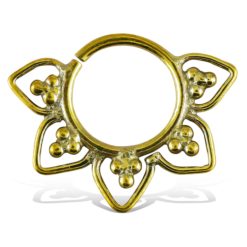 <span>SEP-011<span>: </span></span>Sunflower - Brass Ring
