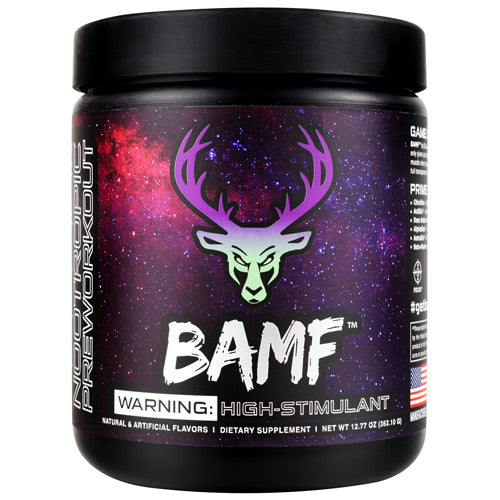 Bucked up BAMF - What-Supplement