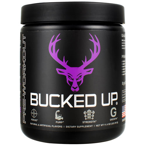 Bucked Up - What-Supplement