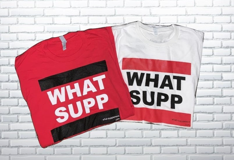 What Supp Workout Tee 1.0 - What-Supplement