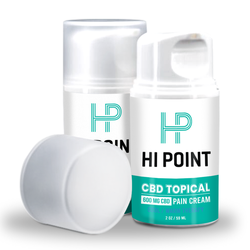 Hi Point Labs Topical Cream 600 mg - What-Supplement