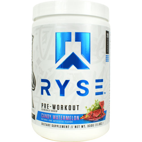 Ryse Pre-Workout - What-Supplement