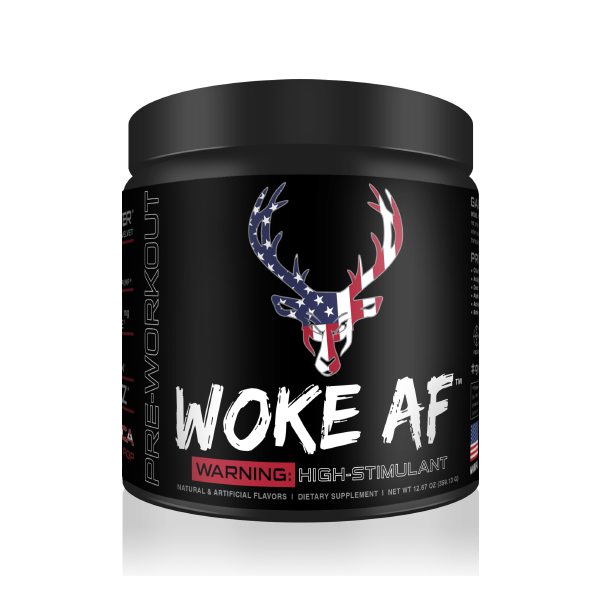 Bucked Up Woke AF™ - What-Supplement