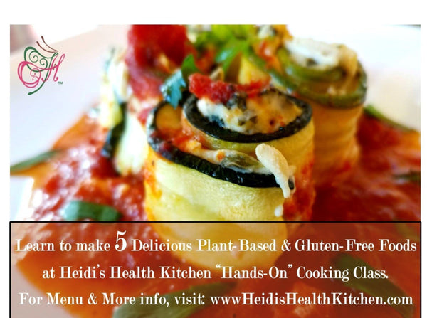 COOK With US! Healthy Delights Cooking Program