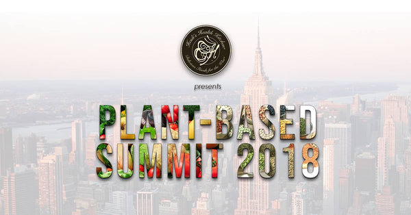 DVD's - 2018 Plant Based Summit NYC