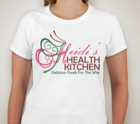Women's Short Sleeve Heidi's Health Kitchen® T-Shirt