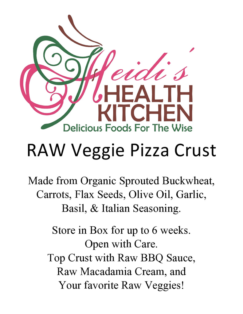HHK Raw Pizza Kits