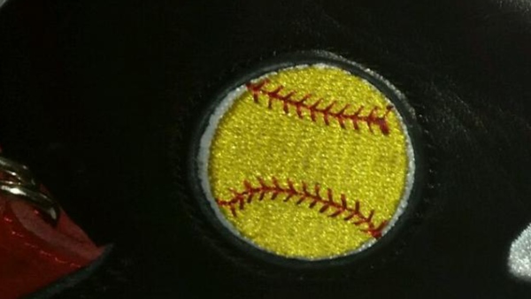 Baseball or Softball Logo