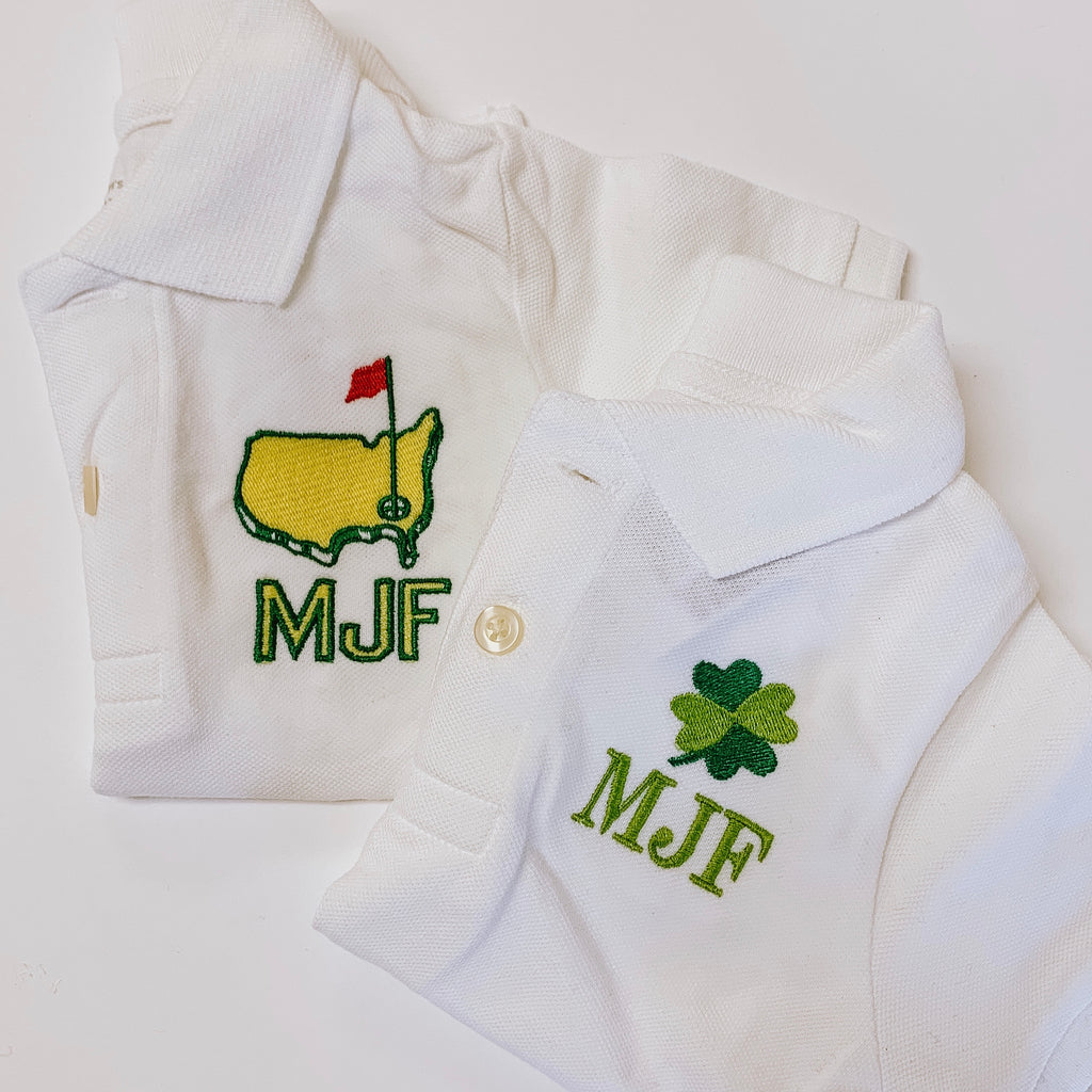 Shamrock and Masters Polo Shirt