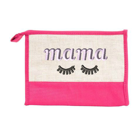Cosmetic Zip Pouch