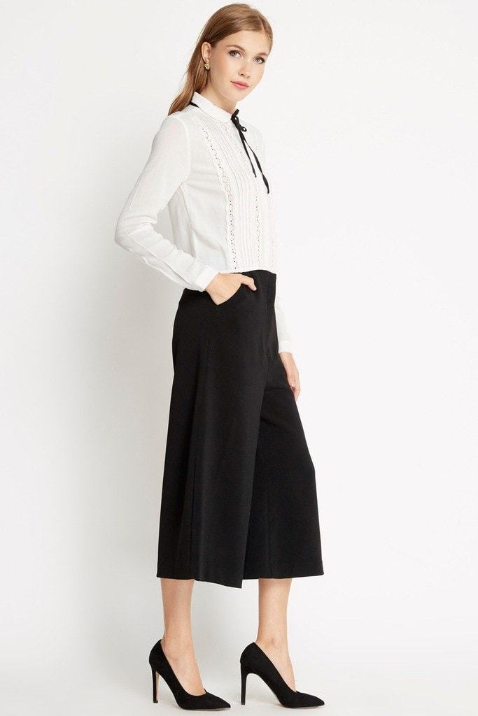 Poshsquare Pants Chic Affair Culottes