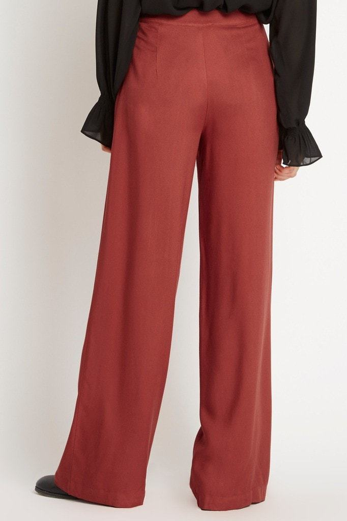 Poshsquare Pants Cruise Time Palazzo Pants
