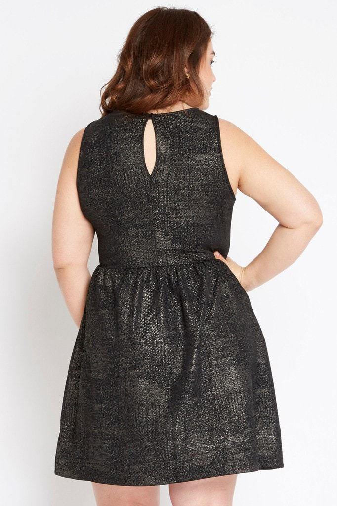 Lumiere Fit And Flare Dress Plus Size
