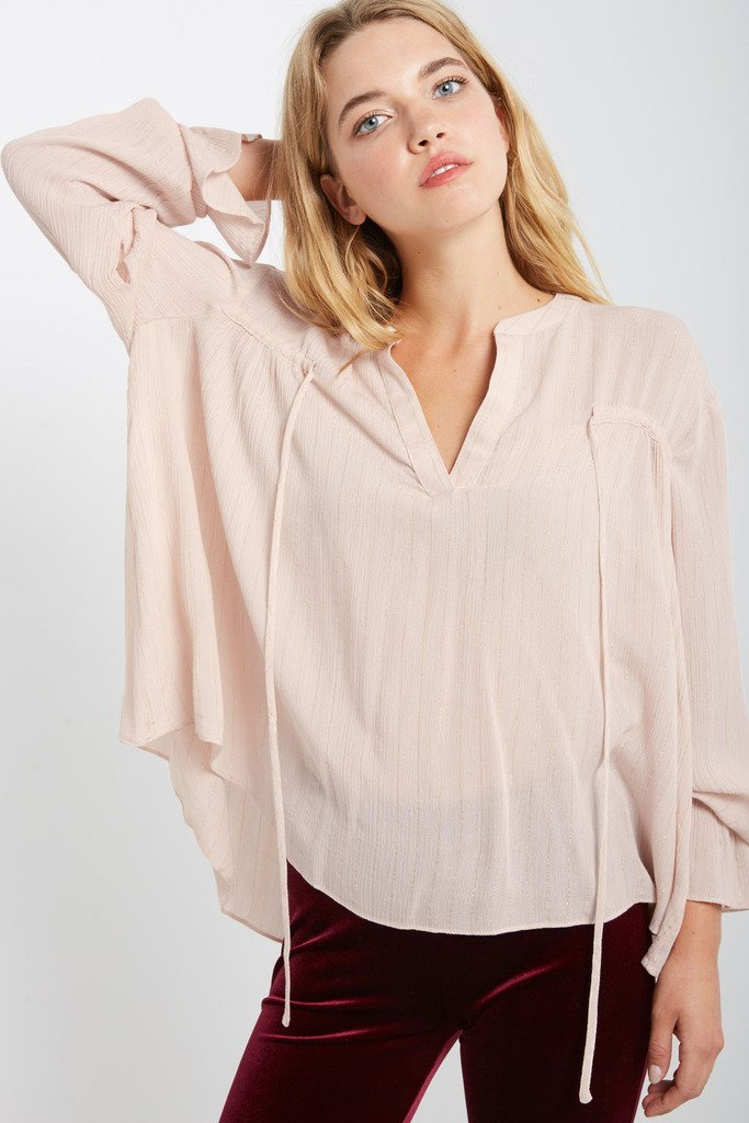 Poshsquare Tops Anna Long Sleeve Top