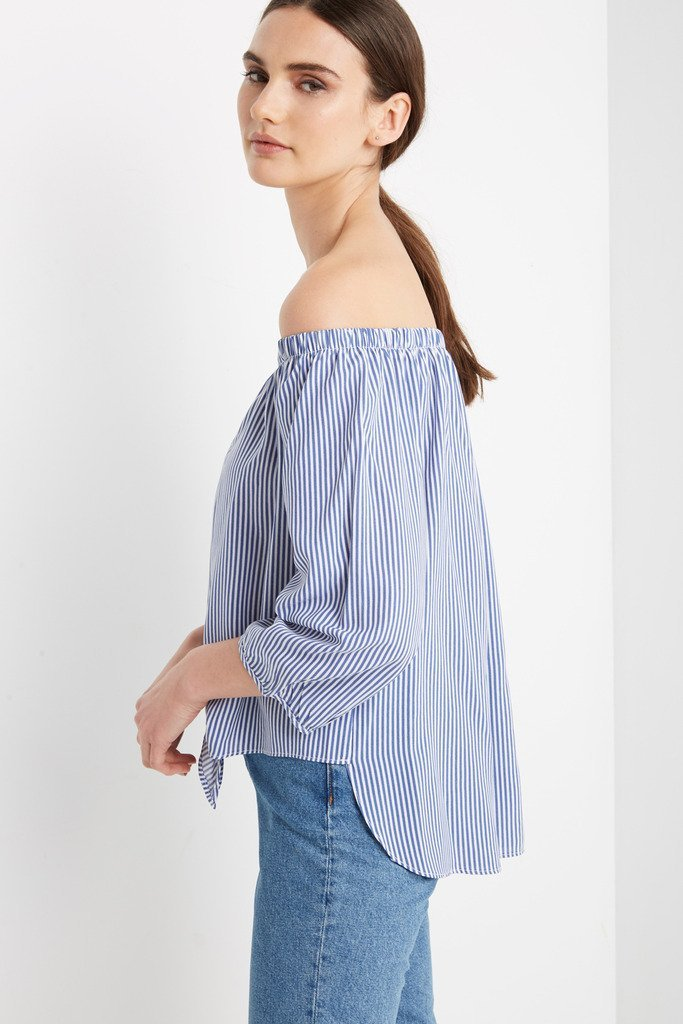 Poshsquare Tops Anne Off the Shoulder Top