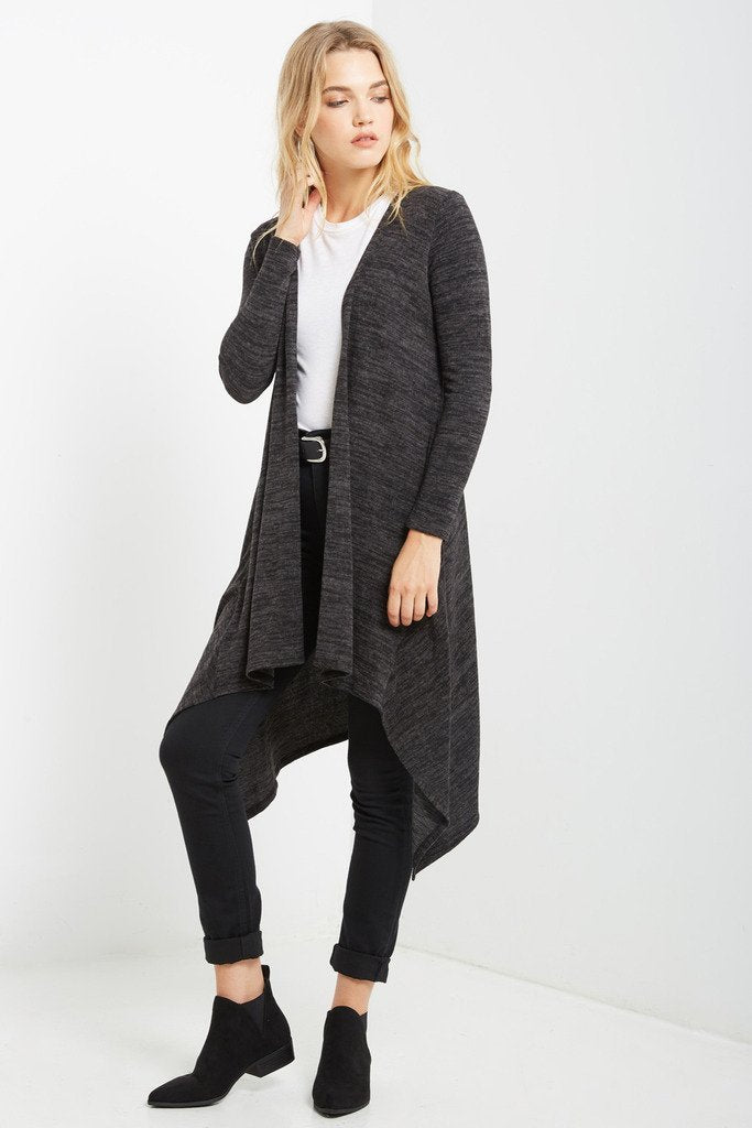 Poshsquare Tops XS/S / Charcoal Charcoal Allana Sweater