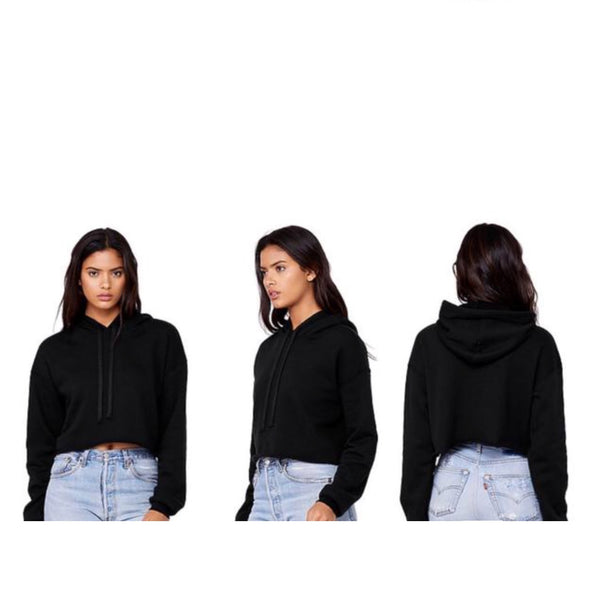 Dirty Dancer Cropped Hoodie
