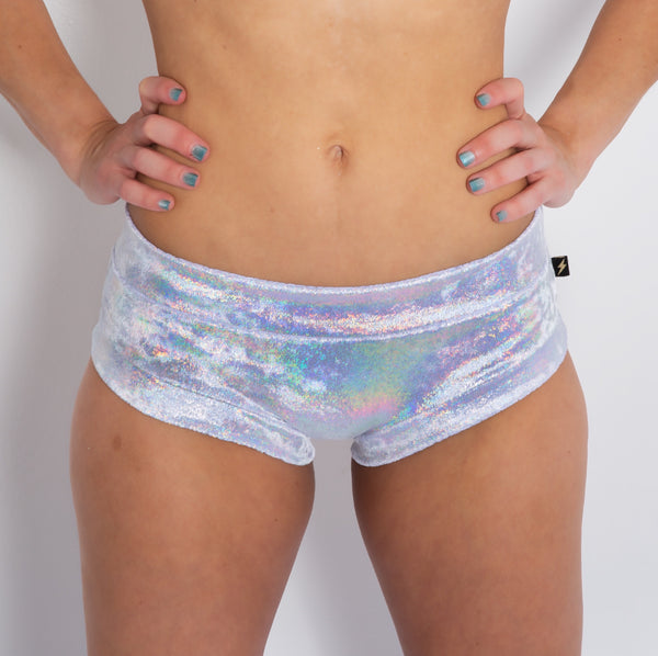 FrostBitten Velvet Classic Hot Pants- Various Colors