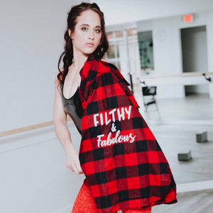 Filthy & Fabulous Flannel