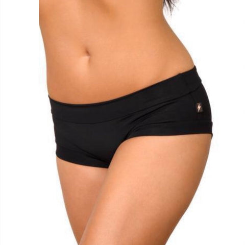 Essential Hot Pants- Black
