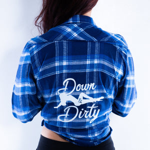 Down & Dirty Flannel- Additional silhouette design