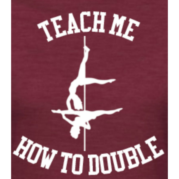 Teach me how to double t-shirt