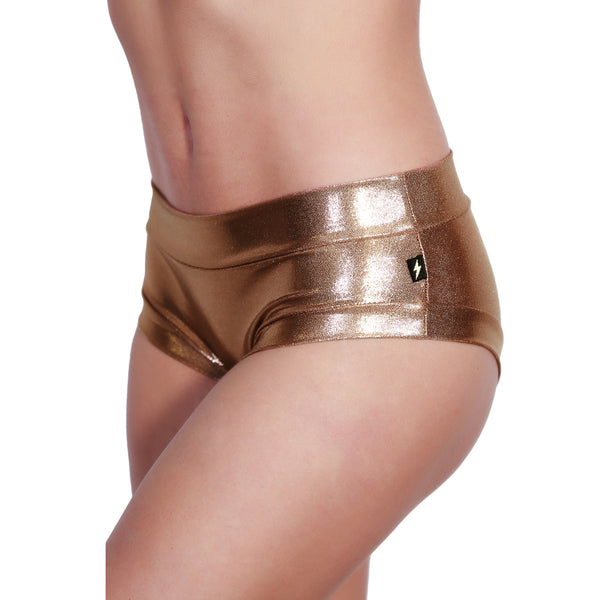 Rose Gold Hot Pants