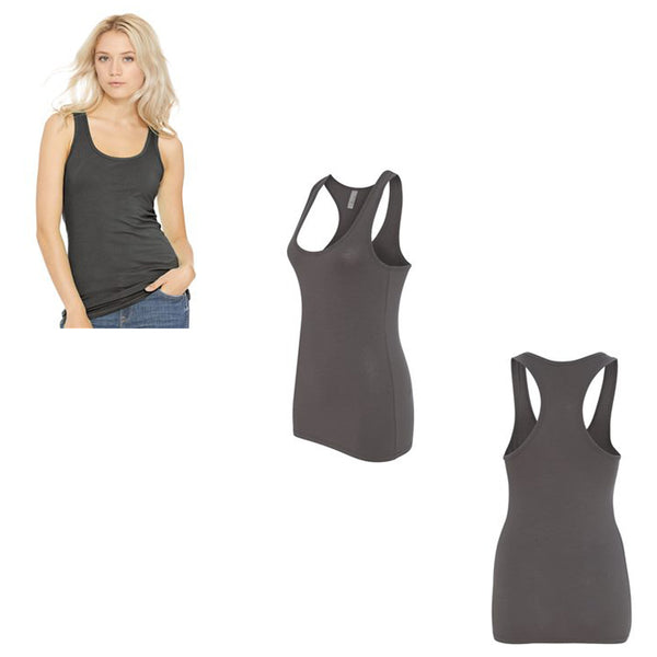 Desired Nor Required Racerback tank