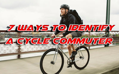 7 ways to identify a fellow cycle commuter