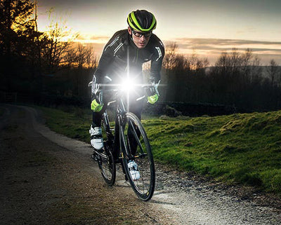 5 REASONS WHY YOU NEED A BIKE LIGHT