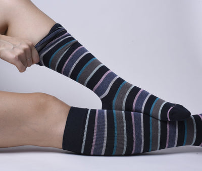 THE BENEFITS OF COMPRESSION SOCKS