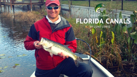 Bass Fishing Florida Canals