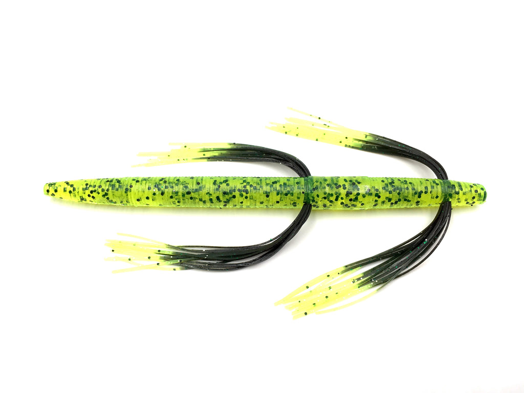 "Tightlines UV WHenko Whiskers 5"" 4 pack"