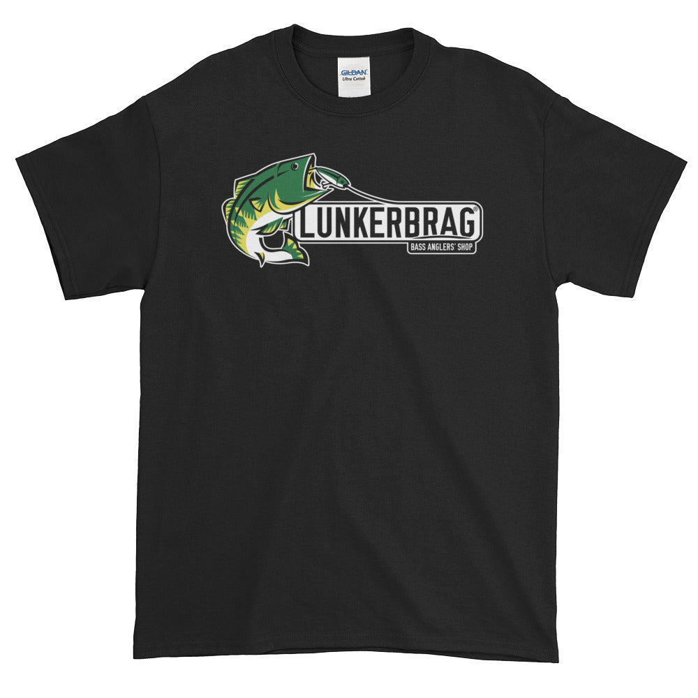 Lunkerbrag Short Sleeve T-Shirt Black