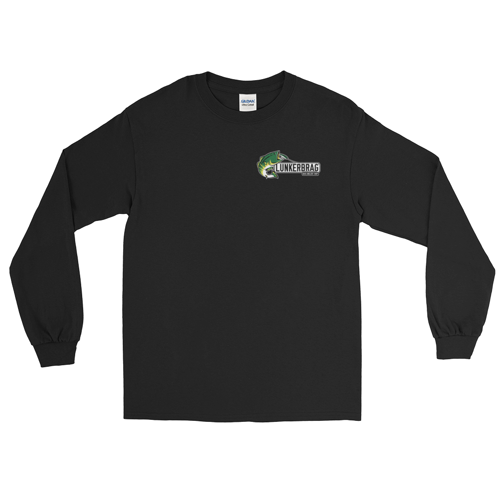 Lunkerbrag Long Sleeve T-Shirt Black