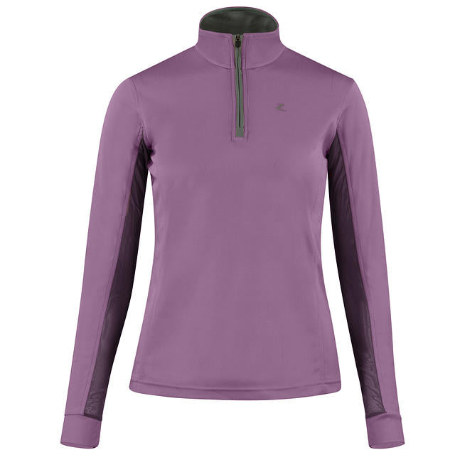 Horze Trista Women's Long-Sleeved Sun Shirt