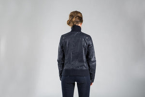 B VERTIGO Tess light oil skin jacket