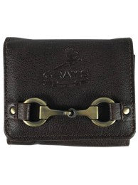 GRAYS Jodie Compact Leather Purse