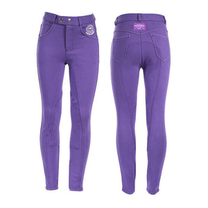 HZ Jen junior breeches PUR 5
