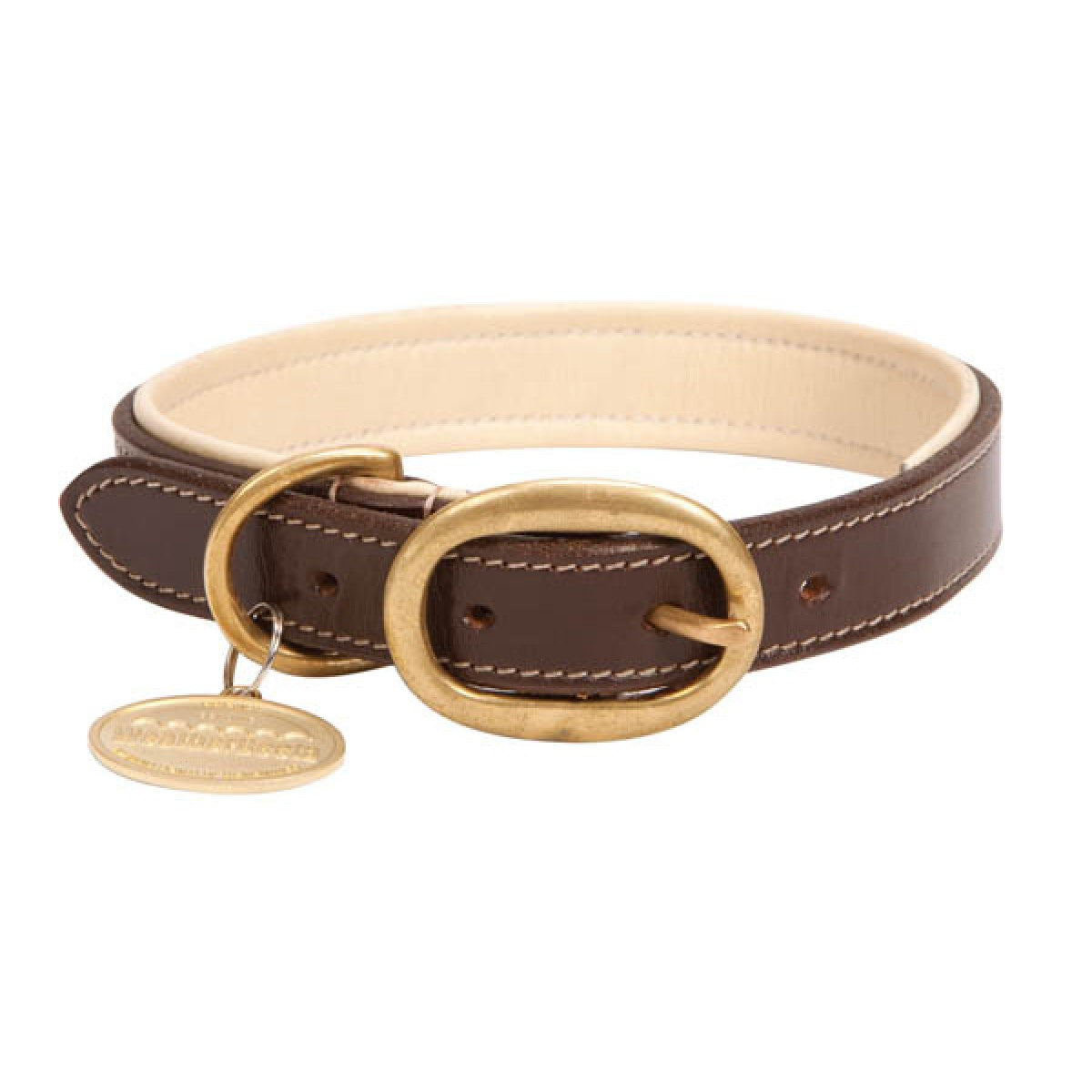 WB Leather Dog Collar
