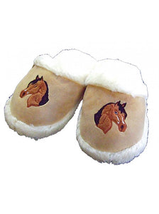 Horse Head Slippers 24/29